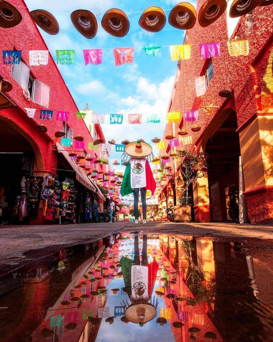 México lindo y querido 🇲🇽❤️