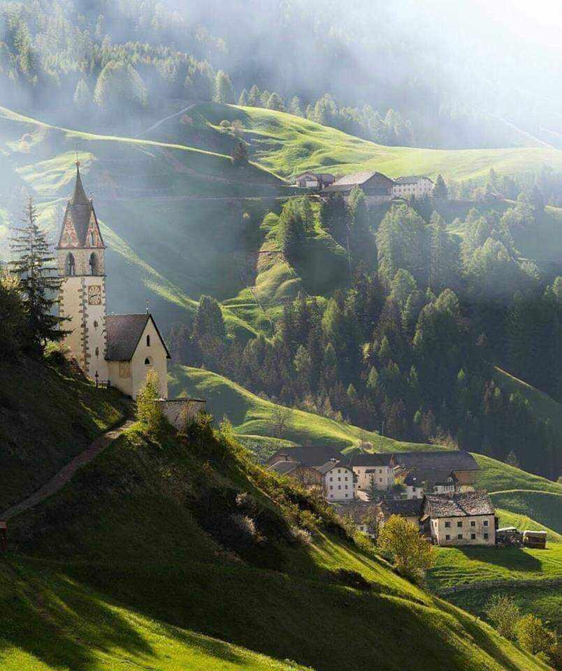 🌿 Dolomitas, Italia