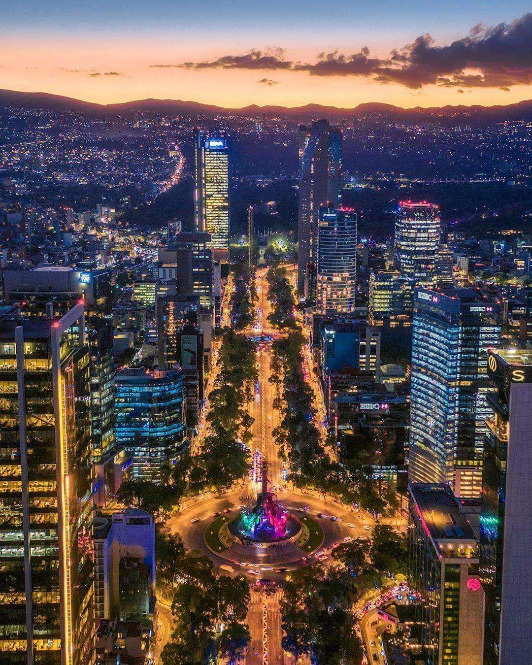 Reforma, Ciudad de México. 🇲🇽